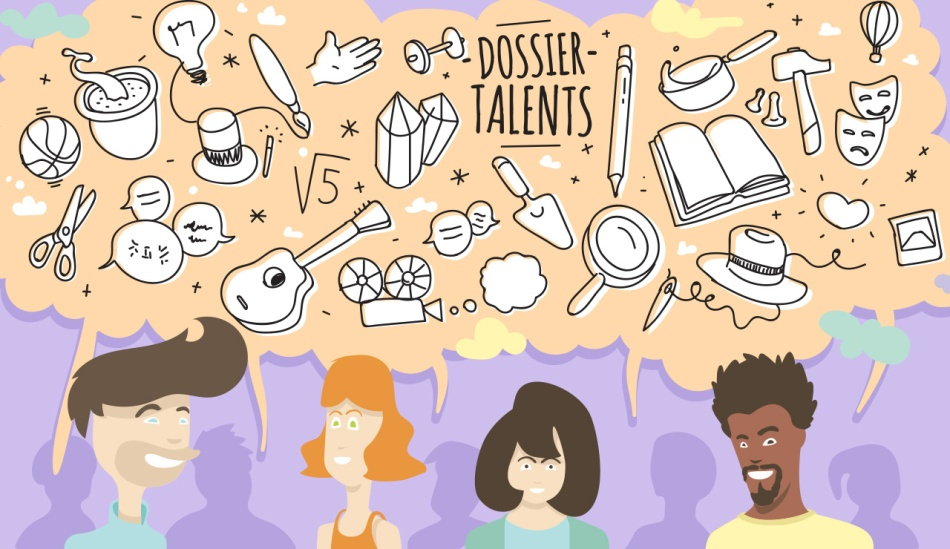 dossier talents bloomr